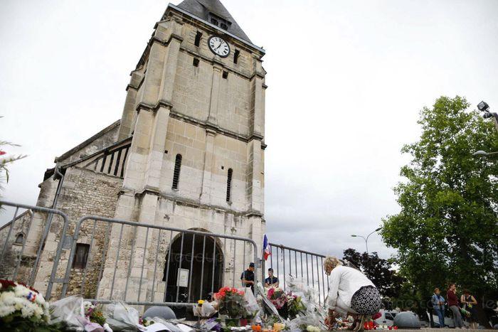 Image for Saint-Étienne du Rouvray: non esistono risposte semplici