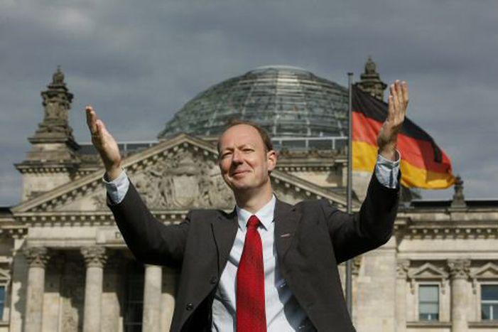 Image for Martin Sonneborn :« On défend la kékétte allemande»