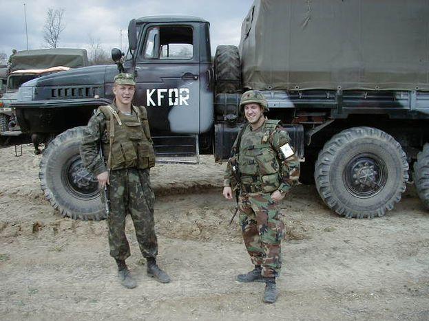 Image for Peacekeepin in Kosovo: perché la scelta dell'esercito?