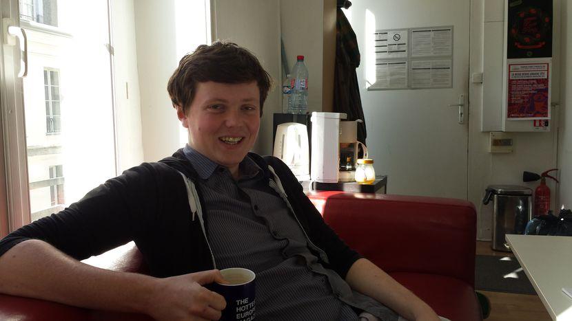 Image for Meet the new English editor: Joe!