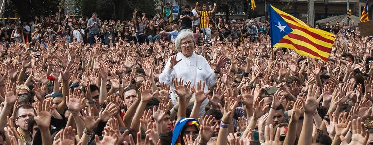 Image for Cataluña, un futuro lleno de fantasmas