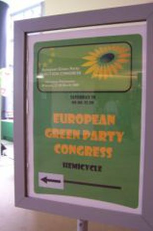 Image for Barroso also candidate for European Green Party?