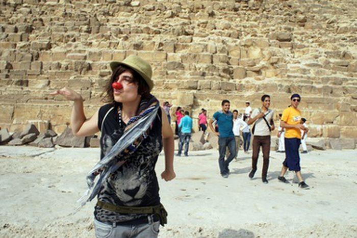 Image for l'egypte part au caire de tour