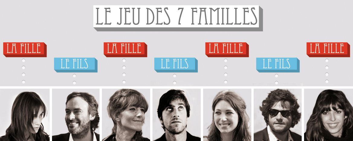 Image for Culture française et népotisme : le jeu des 7 familles
