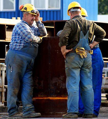 Image for La Europa de los muertos en el trabajo