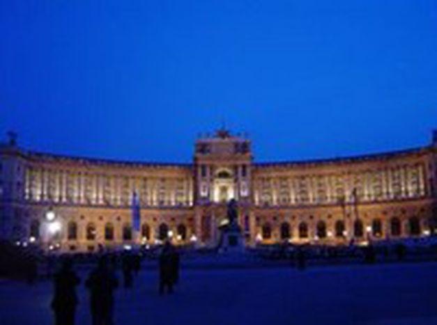 Image for Ritmo latino en la cumbre de Viena