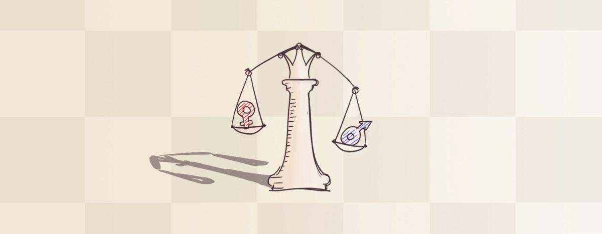 Image for El ajedrez: ¿un juego sin sitio para las damas?