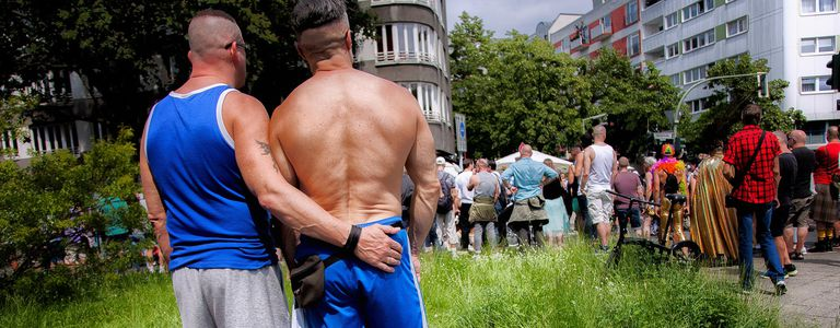 Image for Gay Pride Berlin: At the heart of Europe