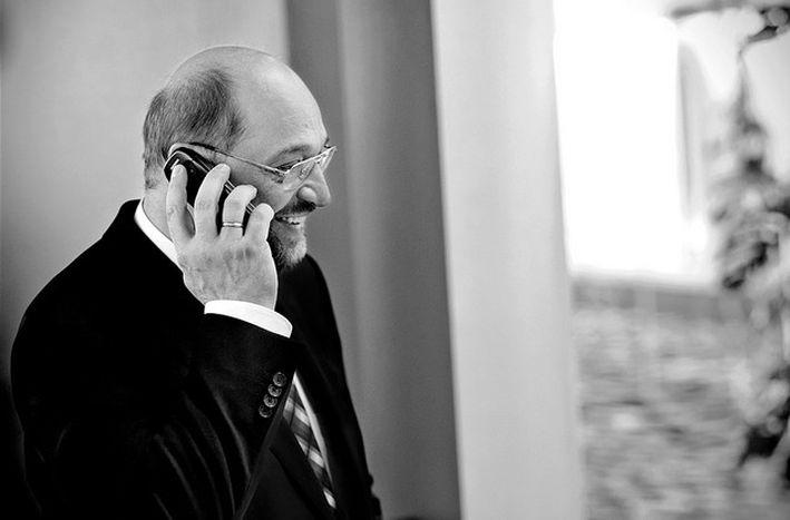 Image for Schulz est le nouveau président du Parlement européen : Martin qui ?