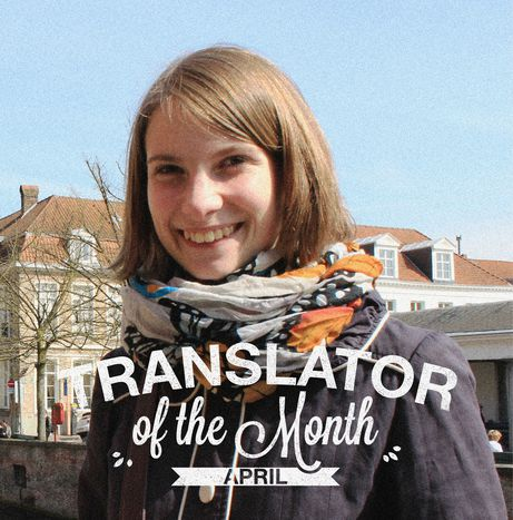 Image for Übersetzerin des Monats April