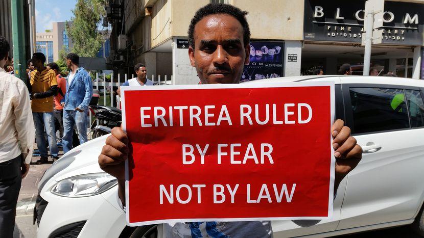 Image for [Vidéo] Les oubliés de l'Erythrée