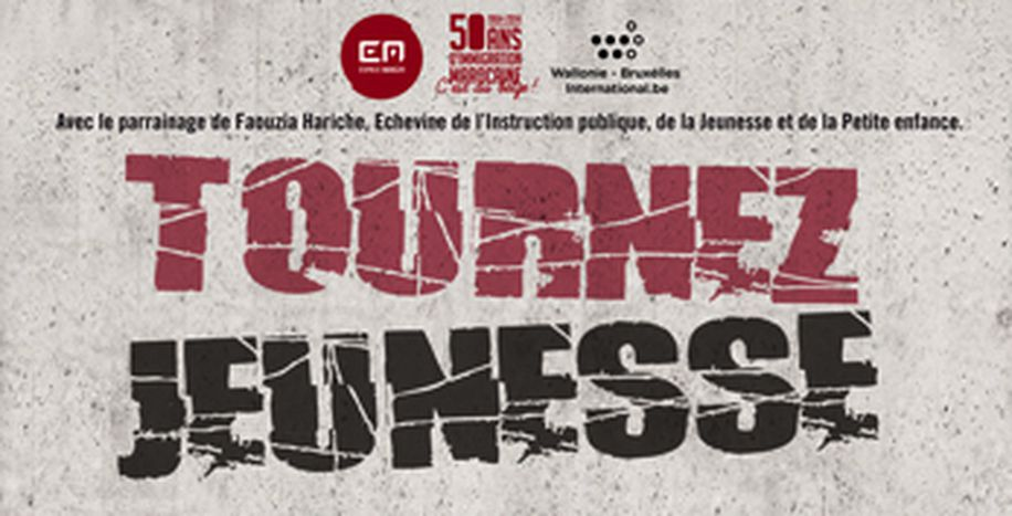 Image for Tournez, jeunesse! Un festival de films belgo-marocains