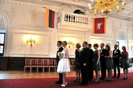 Image for Marriage in Lithuania: Dangerous Liaisons
