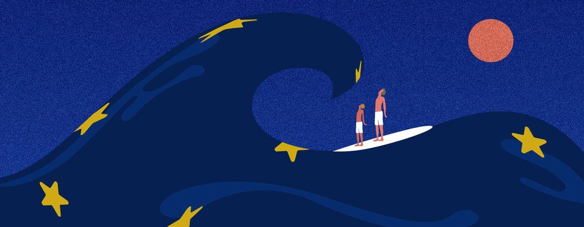 Image for Erasmus : au top de la première vague d'étudiants européens