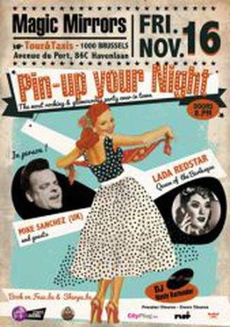 Image for «Pin-up your night», entre glamour et rock'n'roll!