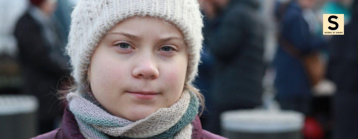 Image for Greta Thunberg : «C'est le système qu'il faut changer»
