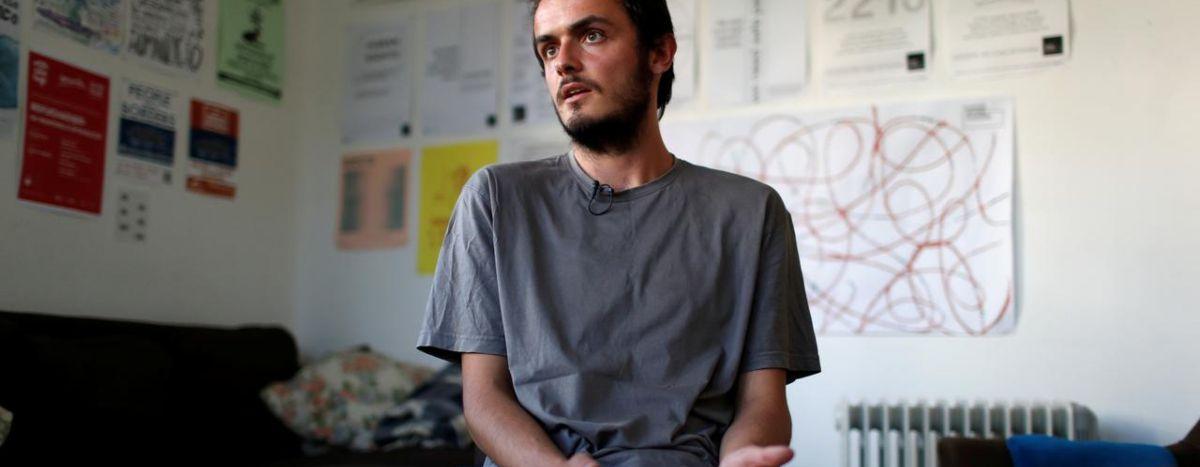 """Image for Miguel Duarte: """"No me arrepiento de salvar vidas en el Mediterráneo"""""""