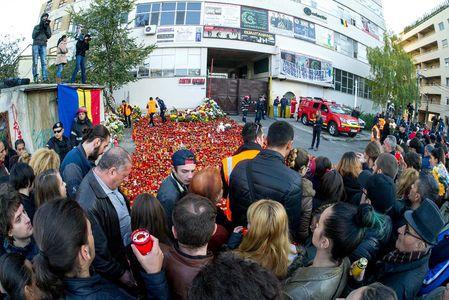 Image for Bucarest : bal tragique au Colectiv Club