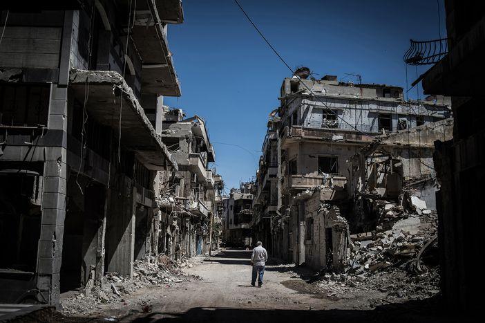 Image for Syrie : le combat des chefs