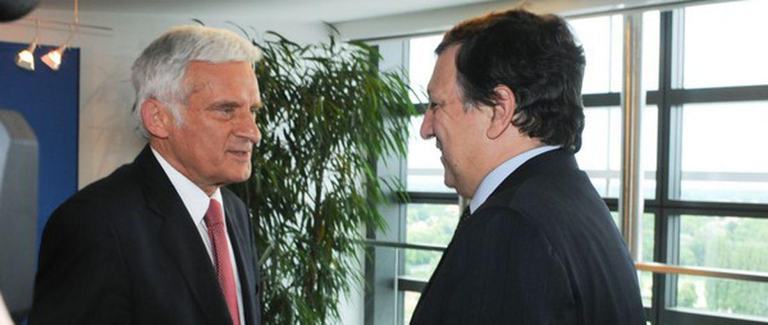 Image for Jerzy Buzek: first eastern European to lead in EU