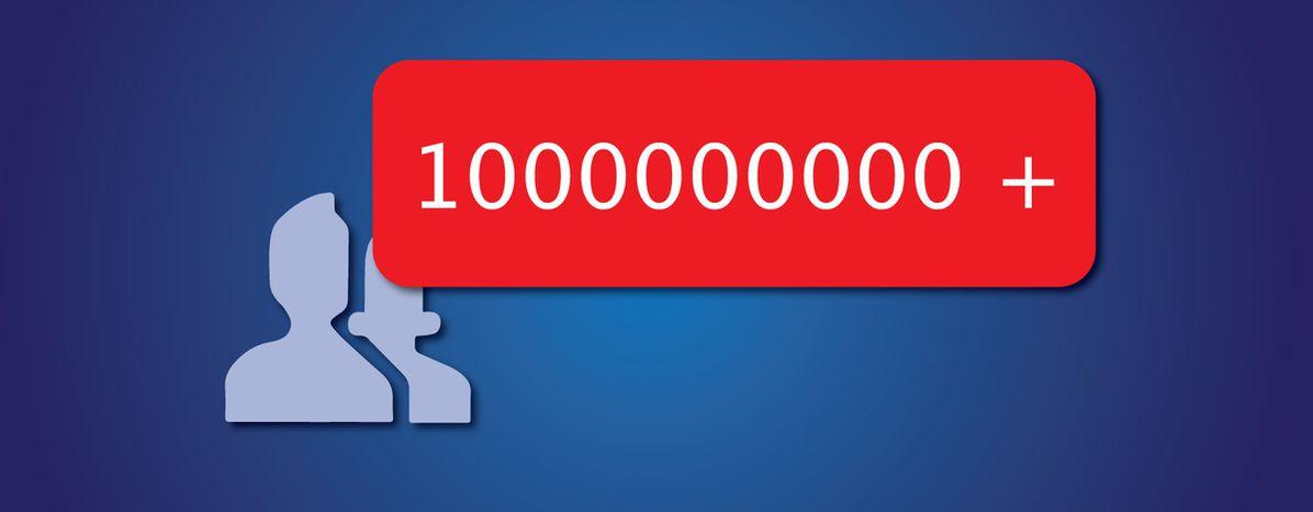 Image for Numeri che parlano da soli: il record di connessioni su Facebook