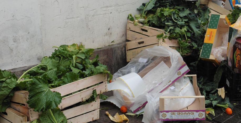 Image for [fre] Food waste: comment(ne pas) gaspiller la nourriture et les ressources