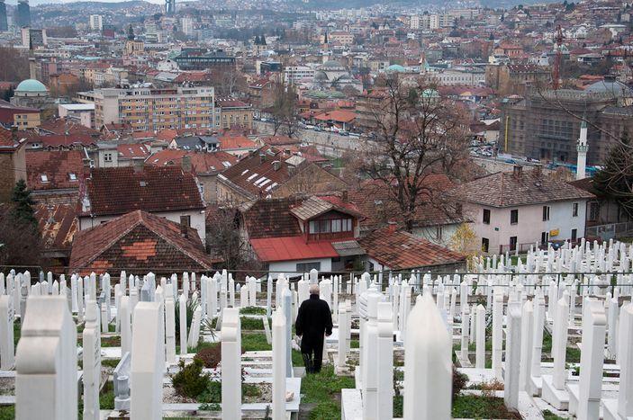 Image for Sarajevo's cosmic, cosmopolitan secret (15 images)