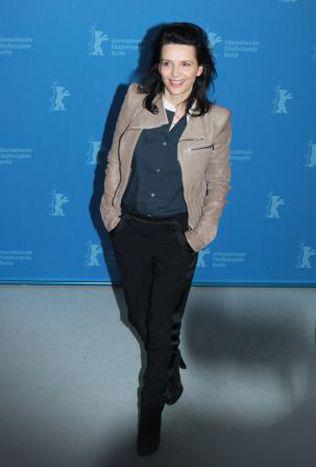 Image for Berlinale : Juliette Binoche, étincelante