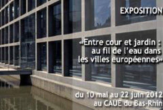 Image for L'architecture européenne à la rencontre de l'eau