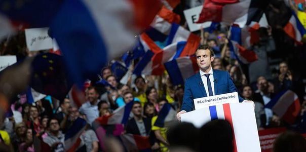Image for Il linguaggio neutrale di Macron