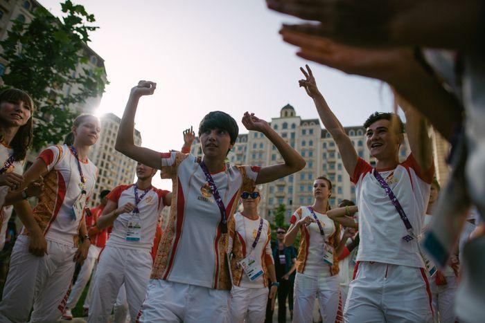 Image for Europaspiele in Baku: doppelter Boden?