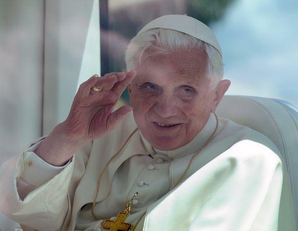 Image for Le pape « jette l'éponge »
