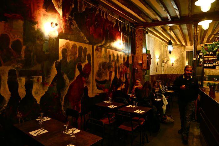 Image for La libertad de Siria tambiénse cocina en París