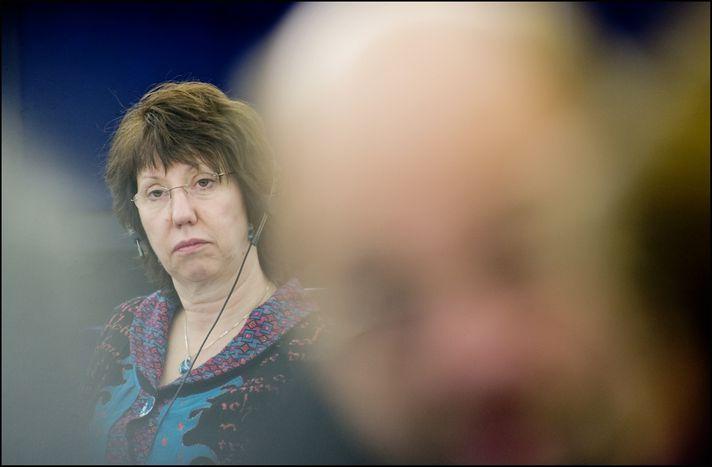 Image for ¿Catherine Ashton, Ashford o Ashley?