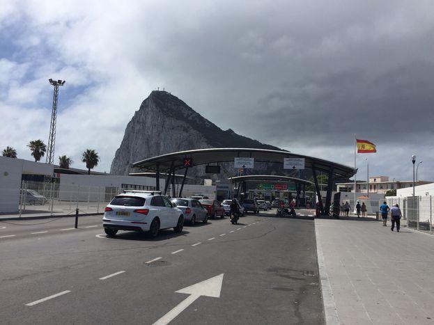 Image for Gibilterra, una barriera tra l'Europa e il Regno Unito