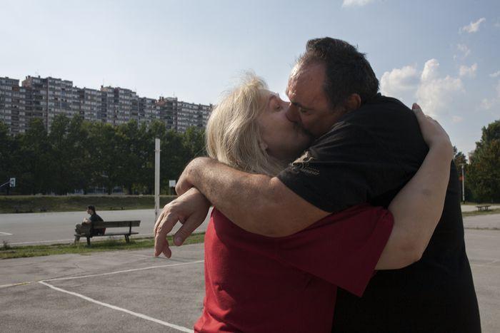 Image for Zagrebs Mamutica: Leben im Betonriesen von Mini-Jugoslawien