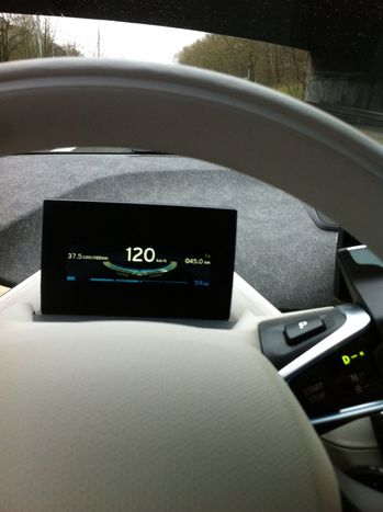 Image for Driving Experience - BMW i3 - Road Test Brussels