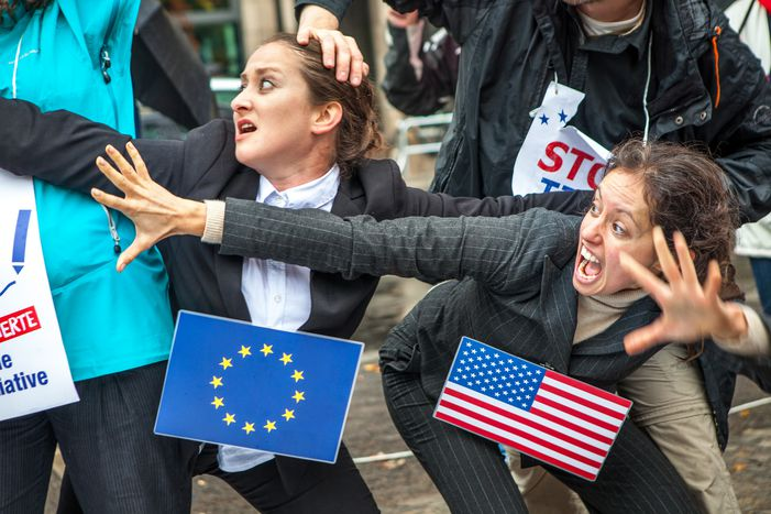 Image for TTIP: How the European Parliament lost the trust of two million citizens