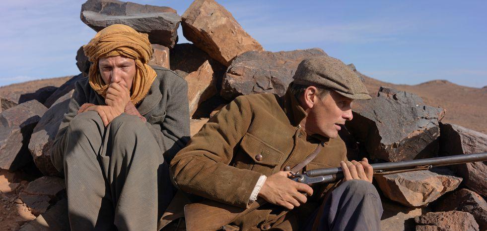 Image for 'Lejos de los hombres', un western europeo