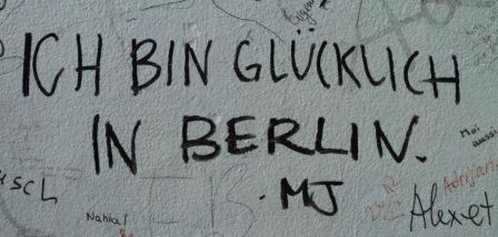 Image for Berlin, Du bist so wunderbar...oder: Warum ich in Berlin bleibe