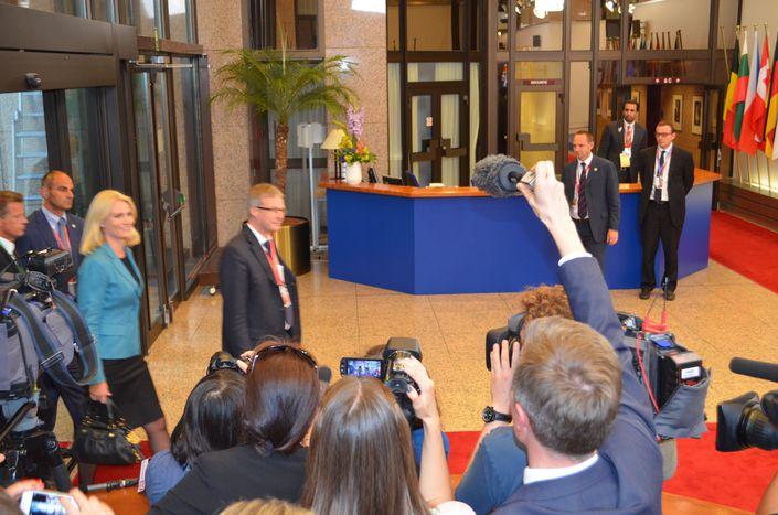 Image for Pas de vacances pour Jean-Claude Juncker