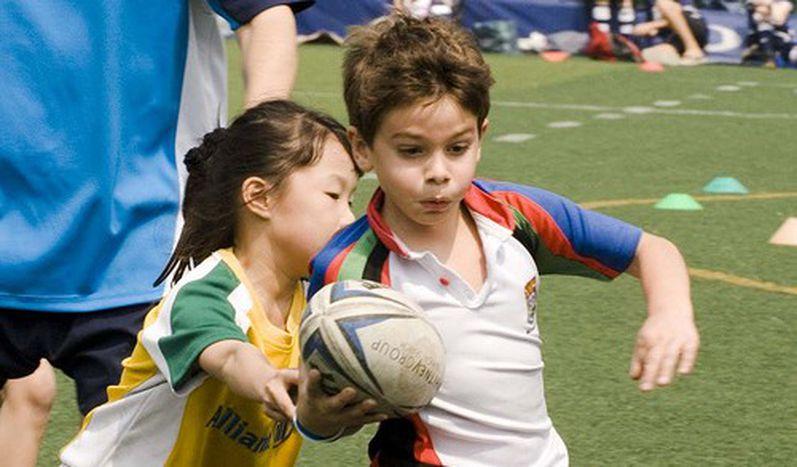 Image for Le rugby : foncer dans le tas avec éthique