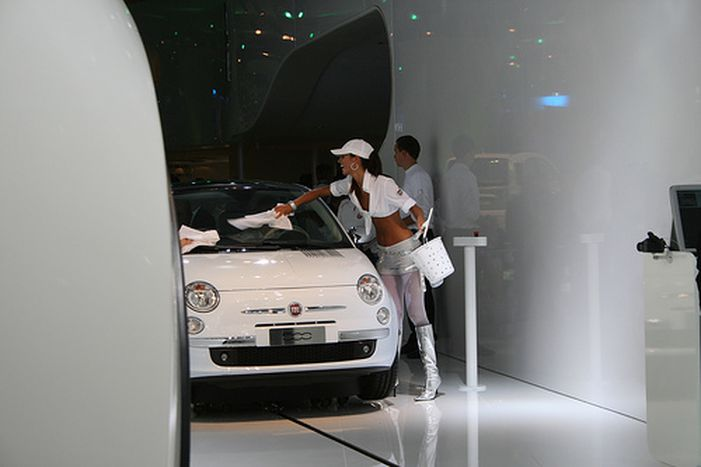 Image for Fiat 500: inexpensive and successful despite the economic downturn