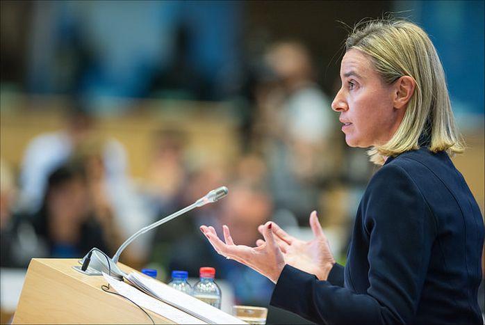 Image for Mogherini, Ashton's successor