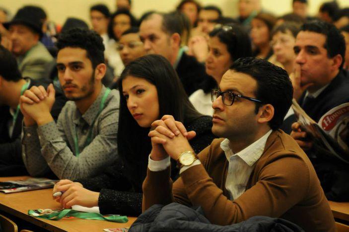 Image for Le malaisepolitique des étudiants marocains de France
