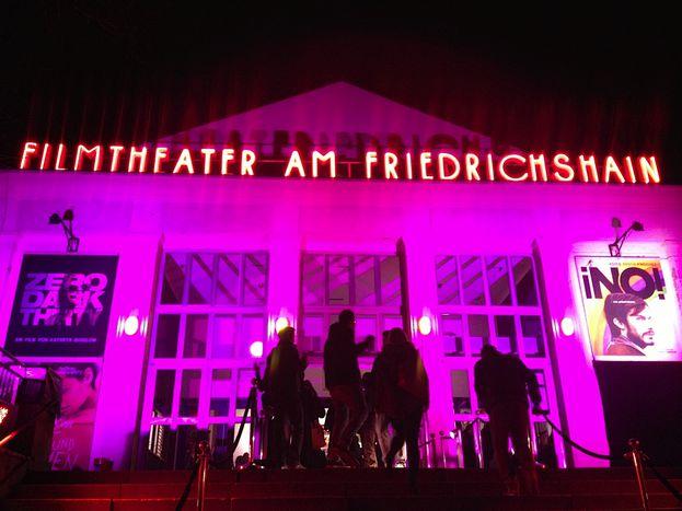 Image for Kiez-Kinos: Filmtheater Friedrichshain