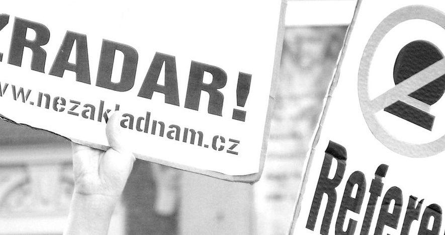 Image for US Radar in Tschechien - die Rückkehr des Kalten Krieges