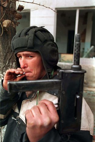 """Image for Ex primer ministro checheno Ajmed Zakayev: """"Chechenia es la herida abierta de Europa"""""""