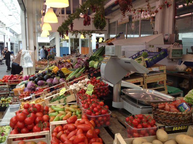 Image for Mercato di Testaccio, tra design e street food