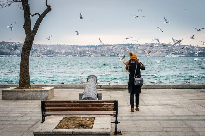 Image for Erasmus auf dem Catwalk Campus Istanbul